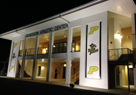 Perrysburg unveils 2017 Huskisson Athletic Center